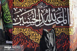 عزاداری حضرت زهرا در نجف آباد محرم ۹۹ در یزدانشهر+فیلم محرم ۹۹ در یزدانشهر+فیلم                                                       10 300x200