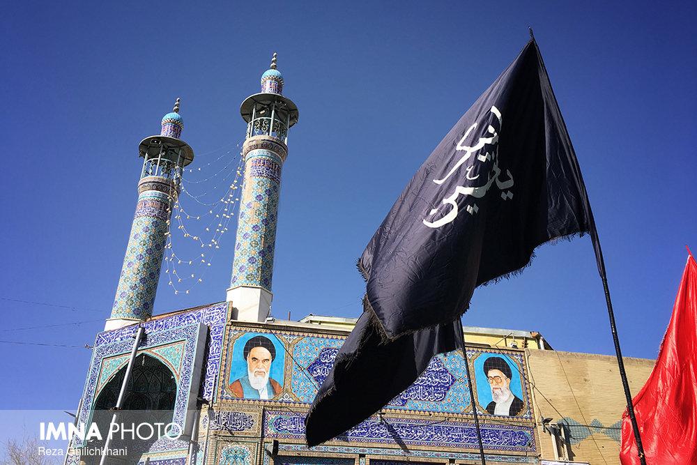انتقاد از تبعیض نظارتی برای هیات های نجف آباد