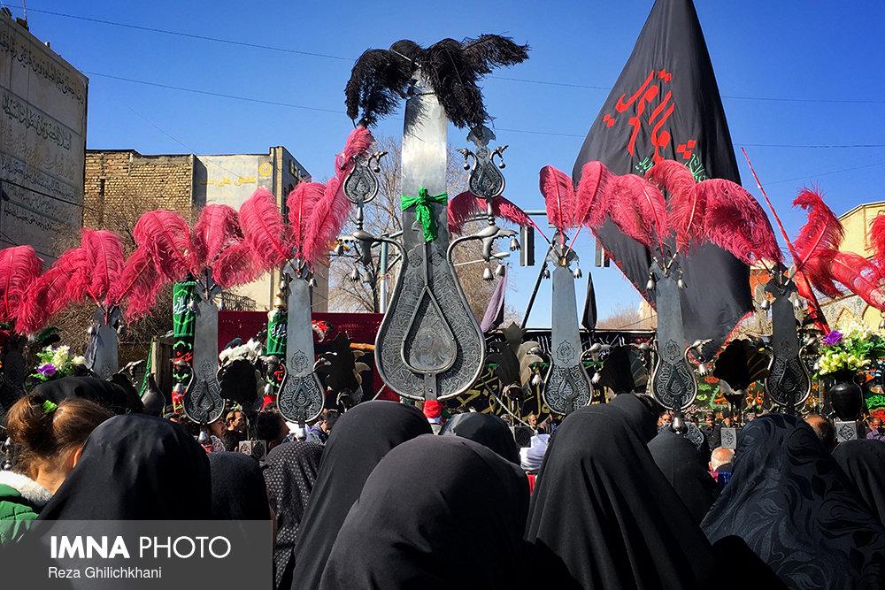 عزاداری حضرت زهرا در نجف آباد عزاداری حضرت زهرا در نجف آباد+تصاویر عزاداری حضرت زهرا در نجف آباد+تصاویر                                                       9