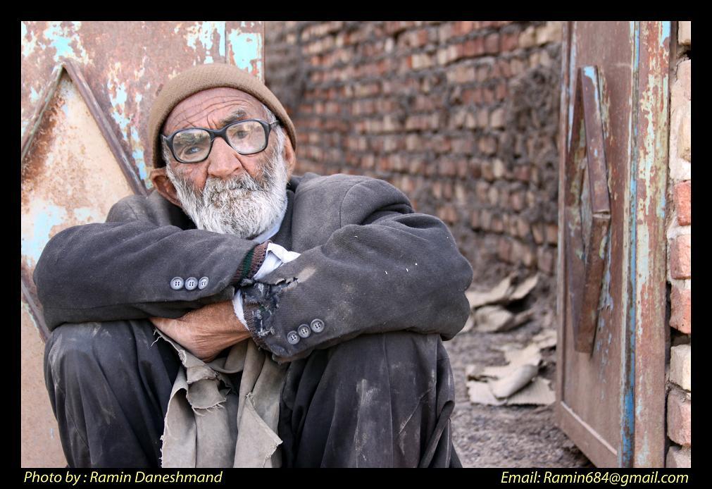 دیدار پیرمرد نجف آبادی با شاه
