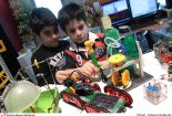 نمایش اختراعات دانش آموزان نجف آبادی