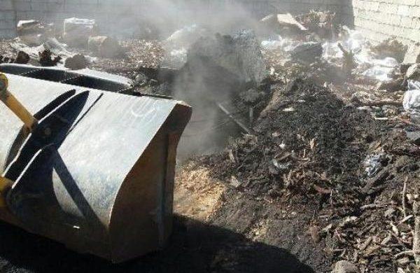 تخریب ۲۰ چاه ذغالی