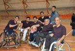 نایب قهرمانی نجف آباد در بسکتبال با ویلچر