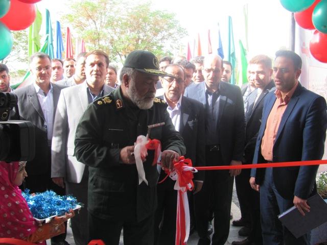 افتتاح استخر ۲۰ساله در نجف آباد