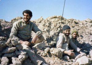 محسن رضایی نیروی اطلاعات عملیات لشکر8 نجف اشرف سرِکار گذاشتن افسر ارتشی سرِکار گذاشتن افسر ارتشی                     300x211