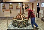 موزه سیار در نجف آباد  موزه سیار در نجف آباد                 155x105