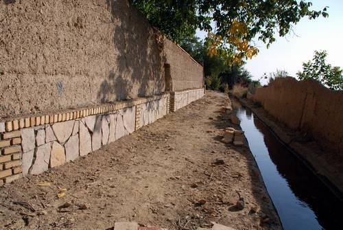 معرفی روستای «دُماب» برای اسپانیایی ها