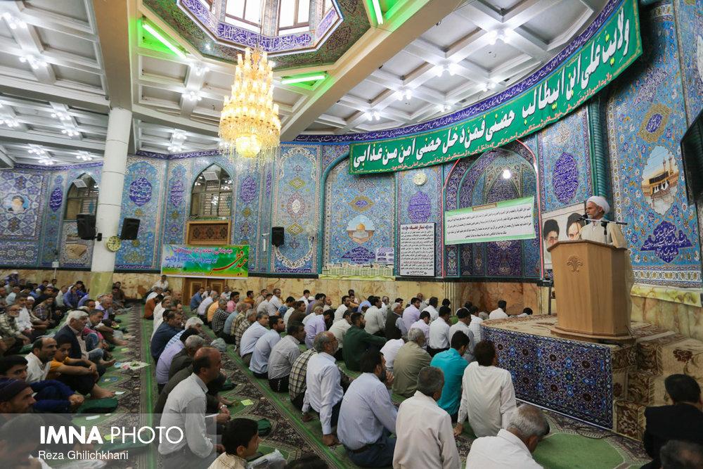 نماز عید فطر در نجف آباد نماز عید فطر نجف آباد+تصاویر نماز عید فطر نجف آباد+تصاویر                                             21