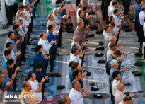 نماز عید فطر نجف آباد+ تصاویر