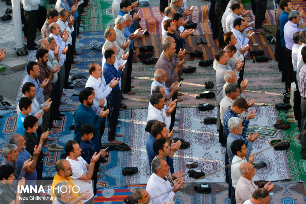 نماز عید فطر نجف آباد+تصاویر نماز عید فطر نجف آباد+تصاویر نماز عید فطر نجف آباد+تصاویر                                             22