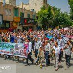 راهپیمایی روز قدس در نجف آباد +تصاویر 1510180 150x150