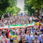 راهپیمایی روز قدس در نجف آباد +تصاویر 1510194 150x150