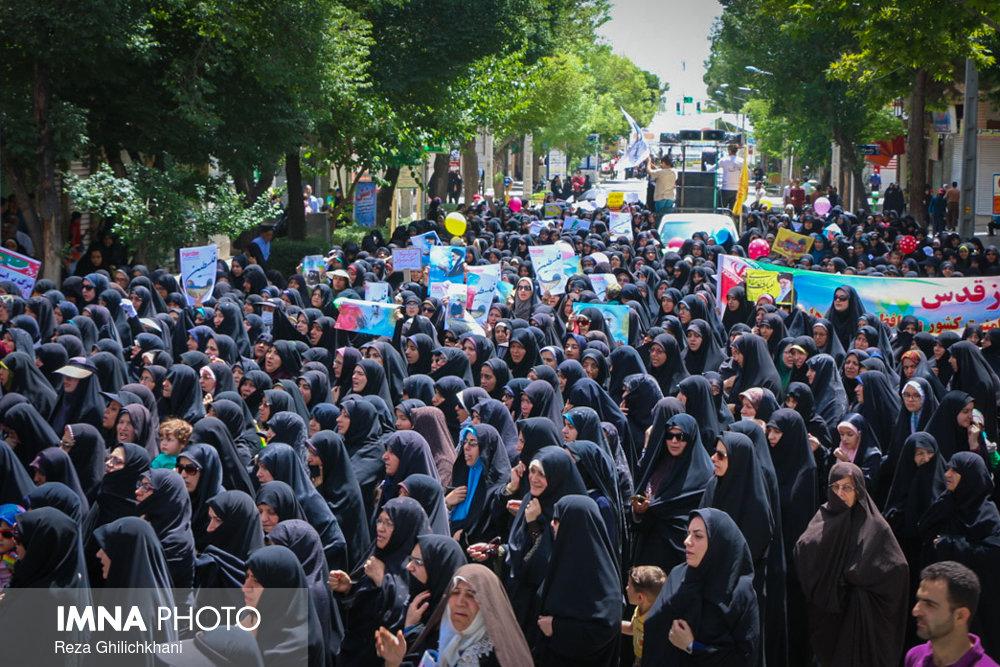 راهپیمایی روز قدس نجف آباد. سال 97 راهپیمایی روز قدس نجف آباد در سال۹۷+تصاویر راهپیمایی روز قدس نجف آباد در سال۹۷+تصاویر 1510195