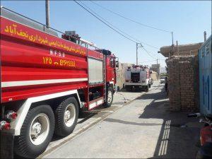 آتش سوزی کشته کشته شدن دختر 20 ساله در آتش سوزی                                                 2 300x225