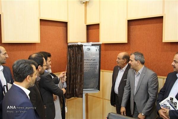 افتتاح دفتر تحقیق و توسعه پیشرو دیزل نجف آباد+تصاویر