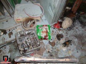 انفجار کپسول گاز آتش در مغازه و مرگ در چاه+ تصاویر ۳حادثه در نجف آباد آتش در مغازه و مرگ در چاه+ تصاویر ۳حادثه در نجف آباد                                4 300x225