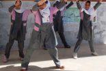 حرکات موزون گروهی در مدرسه دخترانه حرکات موزون گروهی در مدرسه دخترانه حرکات موزون گروهی در مدرسه دخترانه                                155x105