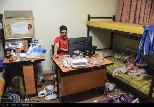 خوابگاه دانشجویی اسکان هزار دانشجو در دانشگاه آزاد نجف آباد اسکان هزار دانشجو در دانشگاه آزاد نجف آباد                                 300x208
