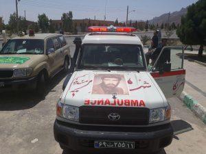 تشییع یک شهید در نجف آباد+ تصاویر  و فیلم