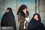 تشییع یک جانباز در نجف آباد+ تصاویر