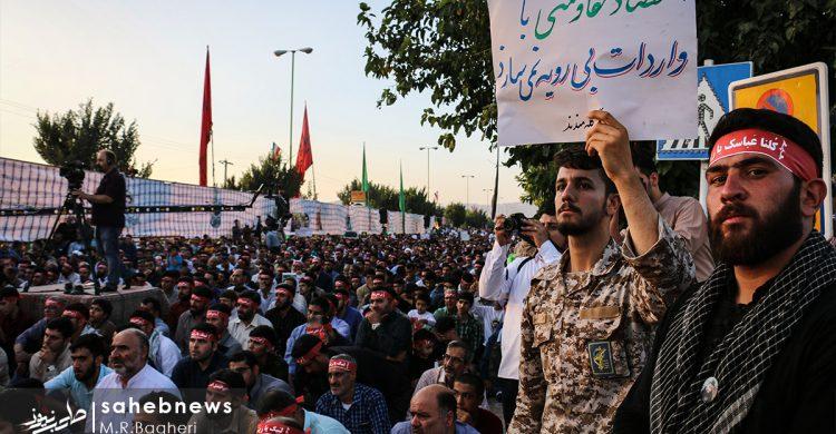 دست نوشته های سالگرد شهید حججی+ تصاویر