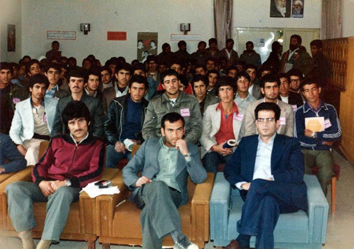 افشاگری نماینده نجف آباد در مورد رجوی و موسوی+فیلم و عکس