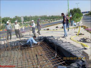 سردیس شهید حججی سردیس شهید حججی در نجف آباد+تصاویر سردیس شهید حججی در نجف آباد+تصاویر                              3 300x225