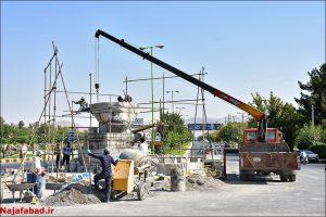 سردیس شهید حججی سردیس شهید حججی در نجف آباد+تصاویر سردیس شهید حججی در نجف آباد+تصاویر                              5 300x200
