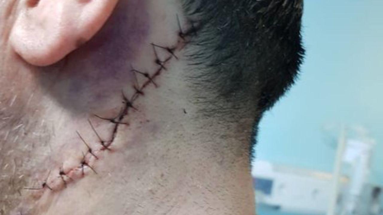 حمله به یک پزشک در نجف آباد