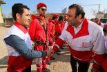 افتتاح رسمی ساختمان هلال احمر نجف آباد