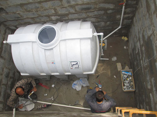 دو برابر شدن مصرف آب و برق در نجف آباد