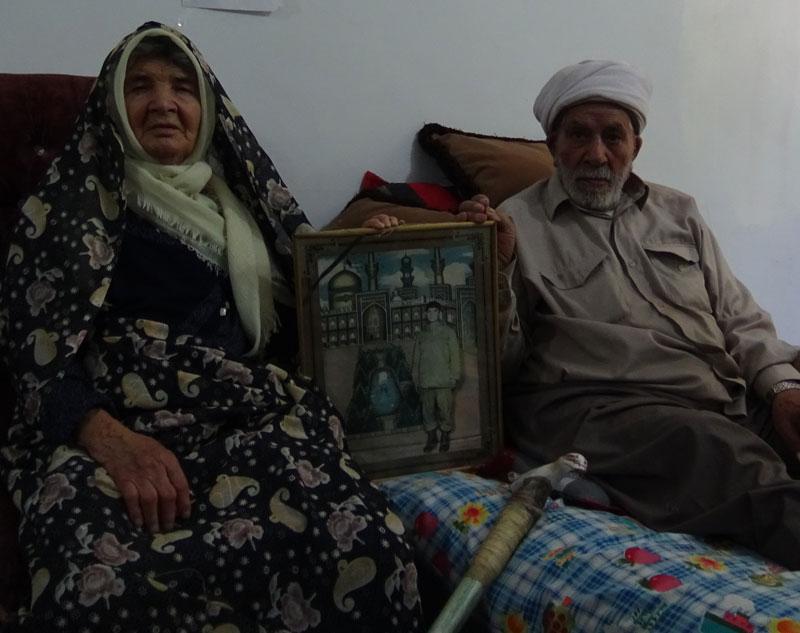 بازداشت والدین شهید بازداشت والدین شهید بازداشت والدین شهید
