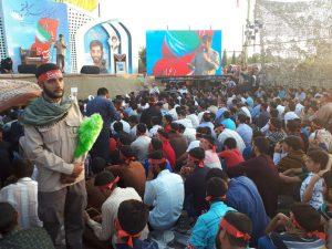 سالگرد شهید حججی در نجف آباد شکوه اولین سالگرد شهادت حججی در نجف آباد+ فیلم و عکس شکوه اولین سالگرد شهادت حججی در نجف آباد+ فیلم و عکس 2487031 597 300x225