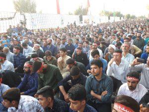 سالگرد شهید حججی در نجف آباد شکوه اولین سالگرد شهادت حججی در نجف آباد+ فیلم و عکس شکوه اولین سالگرد شهادت حججی در نجف آباد+ فیلم و عکس 2487032 367 300x225