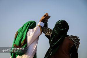 بازسازی غدیر در یزدانشهر+ تصاویر بازسازی غدیر در یزدانشهر+ تصاویر                                                          10 300x200