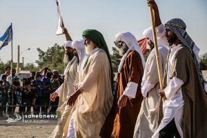 بازسازی غدیر در یزدانشهر+ تصاویر                                                          13 300x200