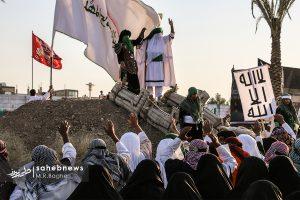 بازسازی غدیر در یزدانشهر+ تصاویر بازسازی غدیر در یزدانشهر+ تصاویر                                                          5 300x200