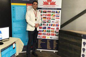 جوایز سید علی موسوی کسب ۳ مقام جهانی توسط هیأت علمی دانشگاه آزاد نجف آباد کسب ۳ مقام جهانی توسط هیأت علمی دانشگاه آزاد نجف آباد
