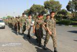 رزمایش اقتدار عاشورایی در نجف آباد+ تصاویر