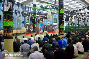 مراسم سالگرد تدفین شهید حججی+ تصاویر                                           15 300x200