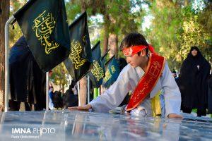 مراسم سالگرد تدفین شهید حججی+ تصاویر                                           4 1 300x200