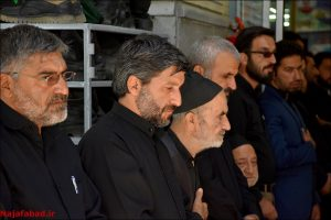 مراسم سالگرد تدفین شهید حججی+ تصاویر                                           6 300x200