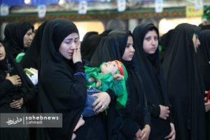 مراسم شیرخوارگان حسینی نجف آباد+ تصاویر                                                 11 300x200