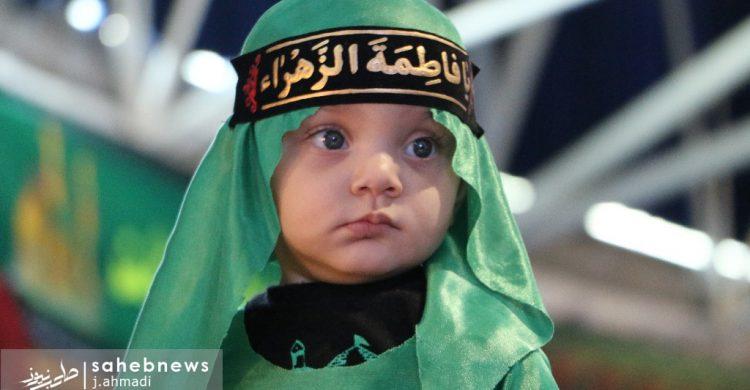 مراسم شیرخوارگان حسینی نجف آباد+ تصاویر