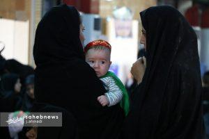 مراسم شیرخوارگان حسینی نجف آباد+ تصاویر                                                 21 300x200