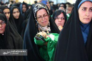 مراسم شیرخوارگان حسینی نجف آباد+ تصاویر                                                 8 300x200
