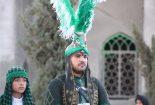 عزاداری و تعزیه گردانی در یزدانشهر+ تصاویر  عزاداری و تعزیه گردانی در یزدانشهر+ تصاویر