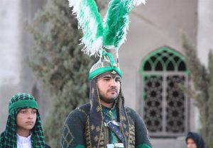 تعزیه در یزدانشهر عزاداری و تعزیه گردانی در یزدانشهر+ تصاویر عزاداری و تعزیه گردانی در یزدانشهر+ تصاویر