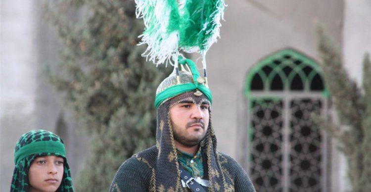 عزاداری و تعزیه گردانی در یزدانشهر+ تصاویر