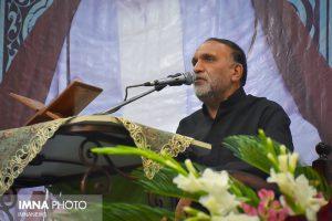 نهمین سالگرد آیت الله منتظری سالگرد سالگرد مرحوم آیت الله منتظری در نجف آباد+ تصاویر                                                            10 300x200